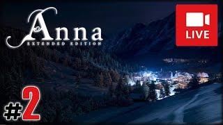 "[Archiwum] Live - Anna Extended Edition! (1) - [2/2] - ""Rytuał i psychoza"""