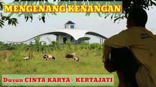 Gambar cover Mengenang Kenangan Dusun Cinta Karya Kertajati Majalengka