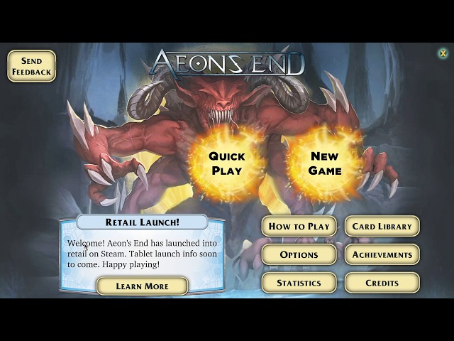 Aeon's End (Digital) [Gameplay ITA]