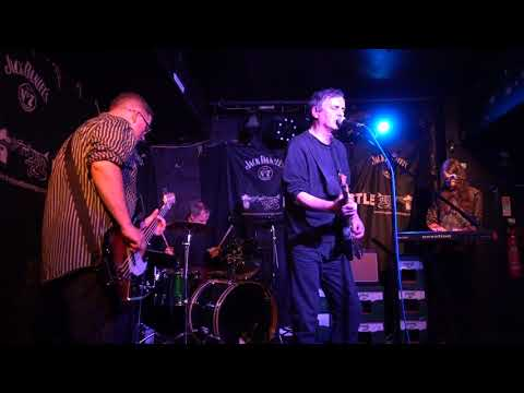 Blue Orchids, Optical Sound, The Dublin Castle, London, 24/11/18