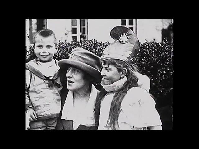 Anne Morgan's War  Rebuilding Devastated France 1917 1924, Silent Film