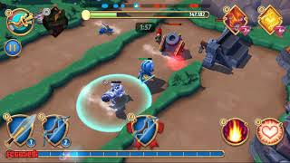 Royal Revolt 2: Tower Defense RPG and War Strategy Gameplay