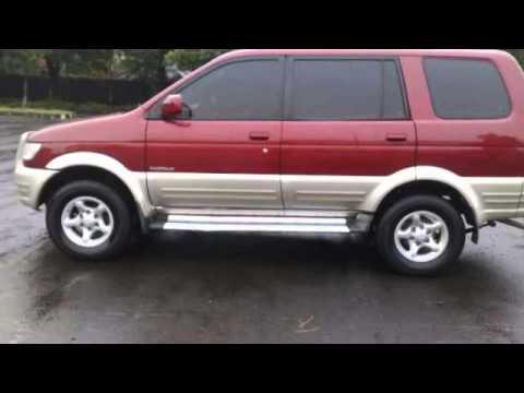 Isuzu Panther Touring Turbo 2003 Youtube