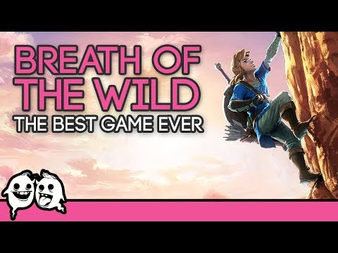 Breath of the Wild: The Best Game Ever