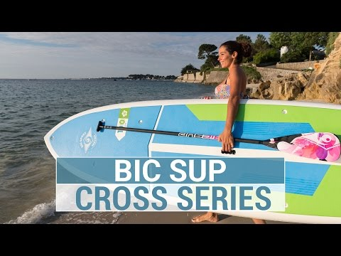 2017 BIC SUP CROSS - Stand Up Paddleboard Series