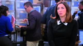 Бруклин 9-9 [Brooklyn Nine-Nine] - Линейка
