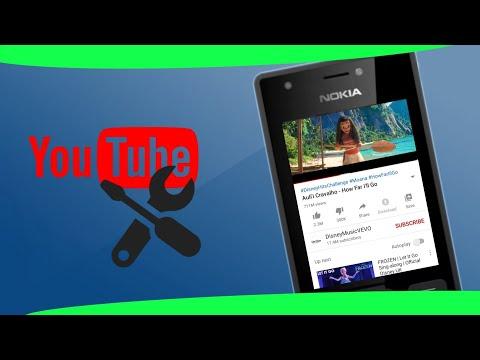 YouTube Not Working Fixed !! For Nokia 216   Nokia 222   Nokia 225   Nokia Phones #GM99
