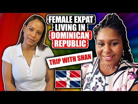 Living Abroad In Dominican Republic | Female Expat | Punta Cana