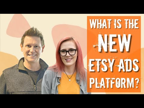 What Is The New Etsy Ads Platform? - Live Q&A With Anthony Wolf Of ERank