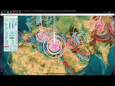 8/09/2017 -- Japan earthquake hit as expected -- Major unrest this week -- Have a plan