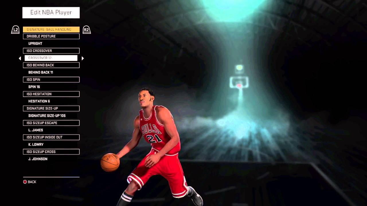 NBA 2K16 Bob Love
