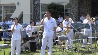 自衛官が歌う 秦基博『ひまわりの約束』 - 海上自衛隊横須賀音楽隊