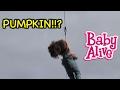 BABY ALIVE Goes Ziplining!