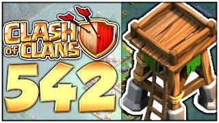 CLASH of CLANS Part 542: BOGENSCHÜTZENTURM auf Level 4 verbessern