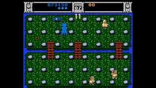Trog Walkthrough/Gameplay NES HD 1080p