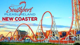 NEW Roller Coaster Planned For Southport Pleasureland