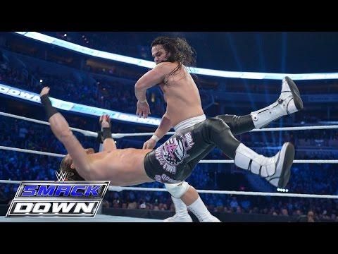 Dolph Ziggler Vs. Bo Dallas: SmackDown – 31. Dezember 2015