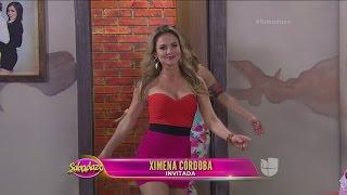 Ximena Córdoba Salva La Vecindad De La Familia Sin Suerte