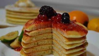 ПАНКЕЙКИ | Американские Панкейки | Блины | How To Make American Pancakes