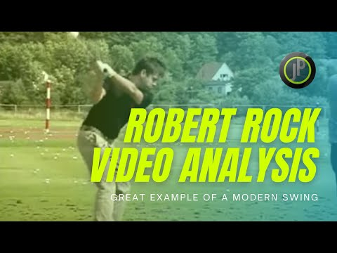 Robert Rock slow motion swing sequence - YouTube