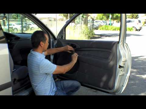 Replace A Side View Mirror Youtube