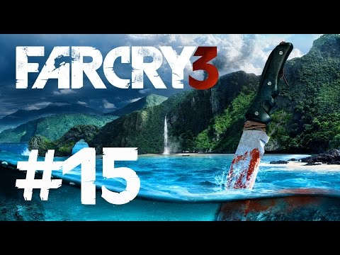 Pelataan Far Cry 3 - Osa 15 - Robot dancing