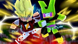 Minecraft: CELL PODER MAXIMO - DRAGON BLOCK C Ep.34 ‹ AMENIC ›