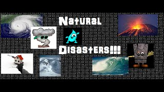 10 Worst Roblox Natural Disasters