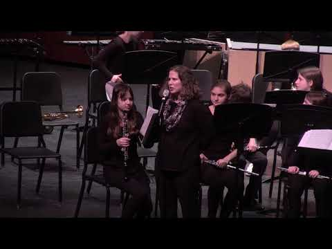 Marine City Middle School - Bands