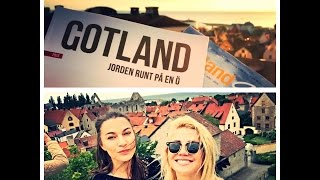 Gotland, Visby- travel inspiration by So Swedish