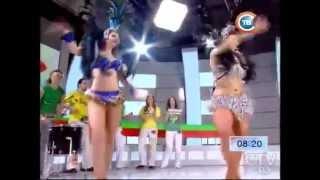 CTV BY  Настоящий бразильский карнавал в эфире программы «Утро  Студия хорошего