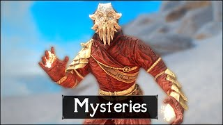 Skyrim: 5 Unsettling Mysteries You May Have Missed in The Elder Scrolls 5 (Part 17) Skyrim Secrets
