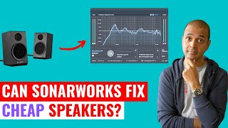 Sonarworks Review on $60 vs $800 speakers!