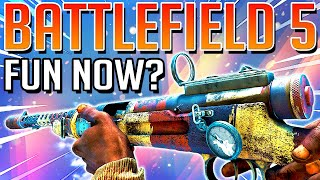 Battlefield 5 is fun now? (IMPORTANT)