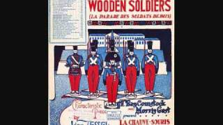 Paul Whiteman and his Orchestra - Parade of the Wooden Soldiers (1923)