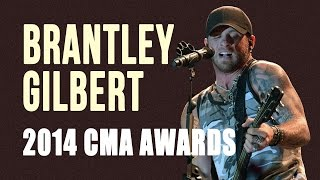 brantley gilbert reveals his engagement story before the 2014 cma awards