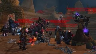 World Of Warcraft: Gaming Consortium Low Level PvP Event [High Quality]