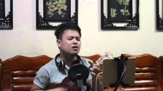 Can't help falling in love cover (Elvis Presley) - Renz Libramonte