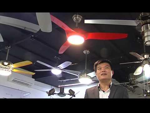 Fanco Fan Pte Ltd - YouTube