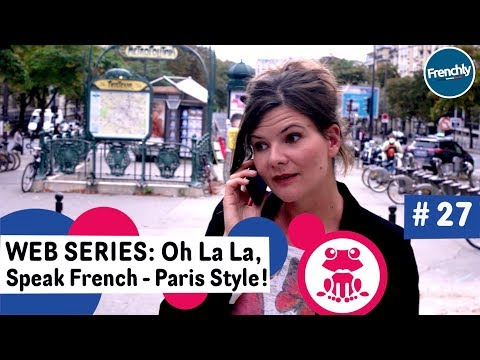 Learn How to Work in France - French Lesson 27 - Speak French, Paris Style