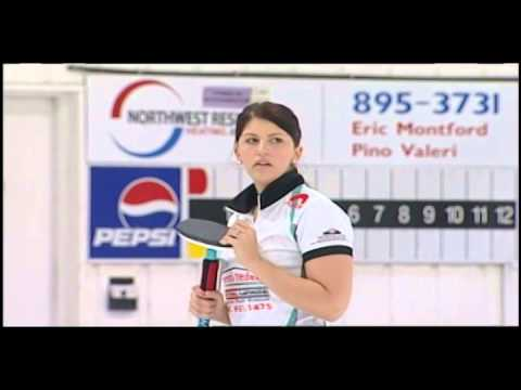 Manitoba Curling Tour - Women's Final