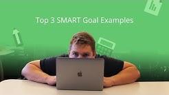 Top 3 SMART Goal Examples 🤔