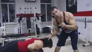 Ошибки при тренировке шеи