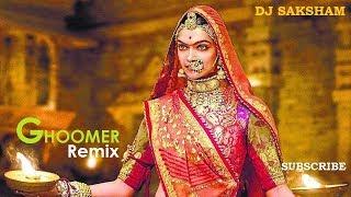 Padmavat : Ghoomar Remix | घूमर | SAKSHAM