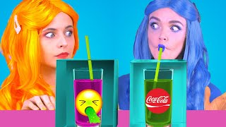 DON'T CHOOSE THE WRONG MYSTERY DRINK CHALLENGE! Last To Stop Wins! Funny Pranks by KABOOM!