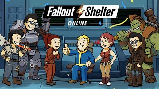 Official Fallout Shelter Online - (by GaeaMobile) - Trailer 2 (iOS/Android)