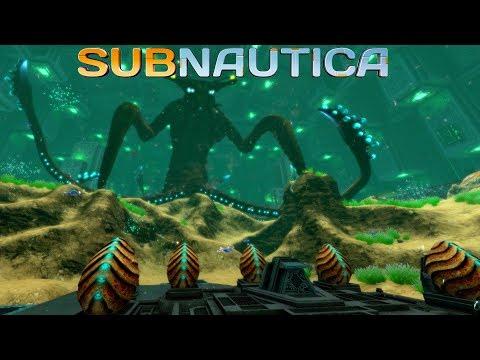 SEA EMPEROR EGG HATCHING ENZYME FORMULA!! [Ep. 82] | Subnautica
