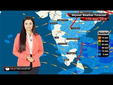 Weather Forecast Sept 17: Moderate rains over Patna, Gaya, Varanasi, Prayagraj, Delhi to be dry