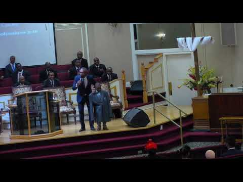 Apostolic Preaching: Change is an inside job (Dr. Cawley)