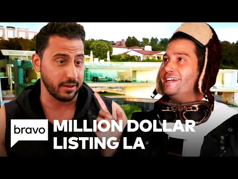 Your First Look At Million Dollar Listing Los Angeles! | Bravo